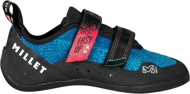 Millet W's Easy Up Shoes pool blå